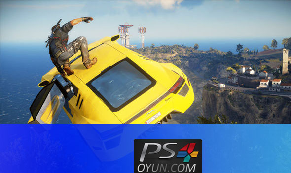 Just cause 3 araba