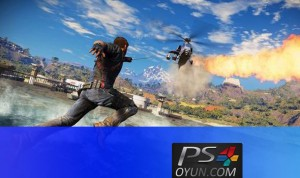 Just cause 3  helikopter