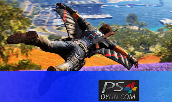 Just cause 3 ps4 oyun