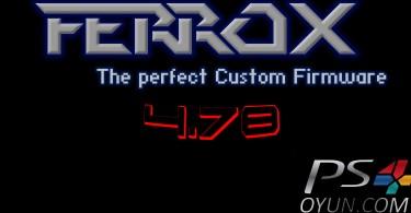 4.78 cfw ferrox