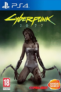 Ps4 cyber punk 2077