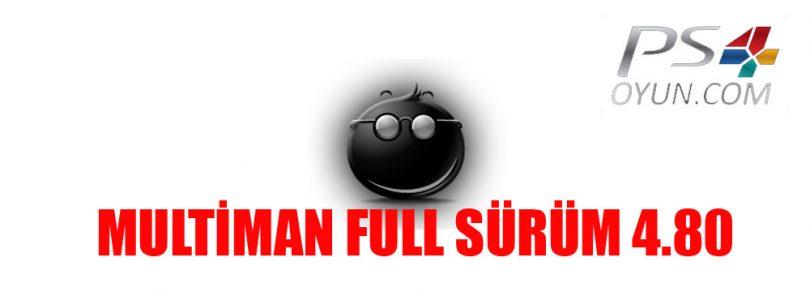 Multiman 4.80 çıktı indir full