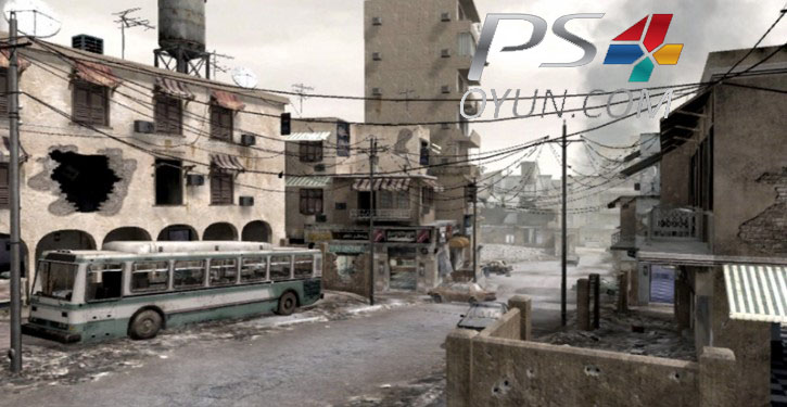 cod modernwarfare remastered ps4 map