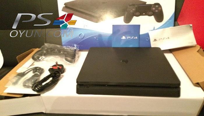PS4 Slim 5