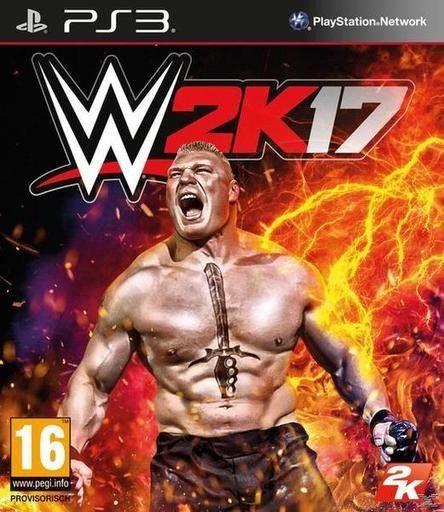 PS3 WWE-2K17