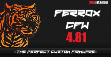 custom-firmware-ferrox-4-81-standard-edition