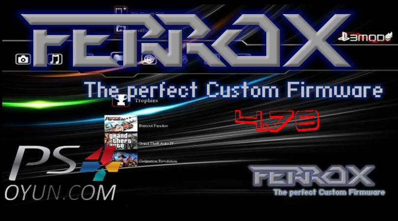 Ferrox 4.78 cfw
