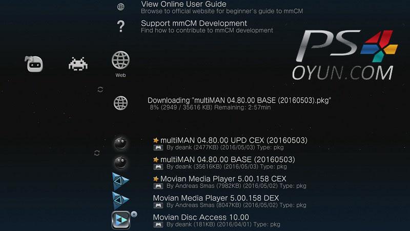 Multiman 4.80 full çıktı
