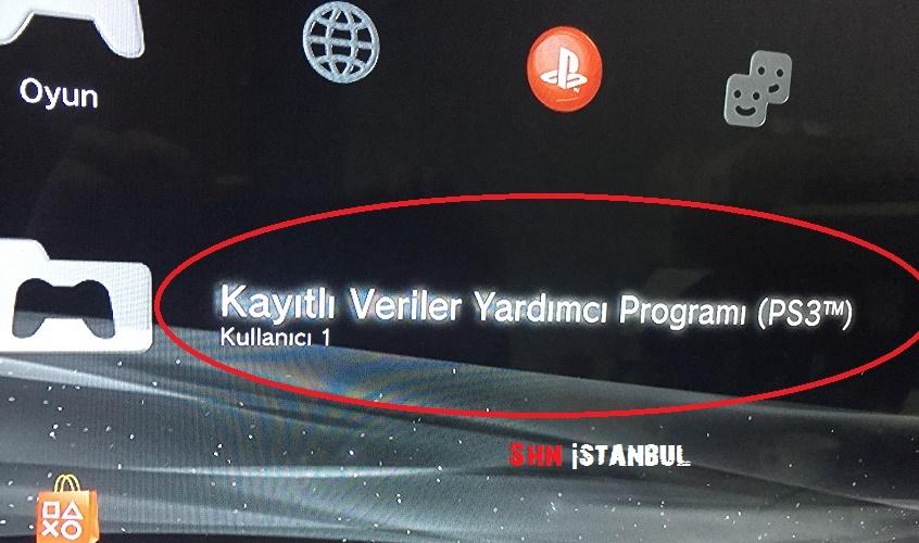 PS3 pes 17 yama