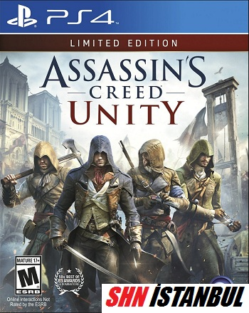 PS4-ASSASİN-unity-shn-istanbul