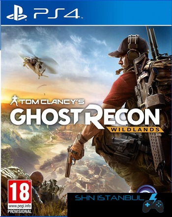 PS4-GHOST RECON-WİLDLAND-shn-istanbul