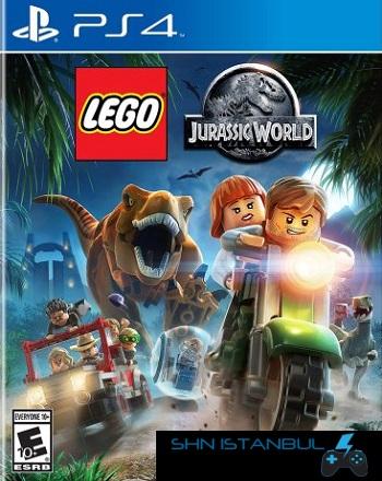 PS4-LEGO-Jurassic-world-shn-istanbul