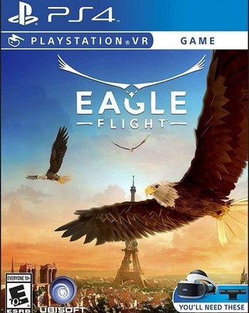 PS4 EAGLE VR