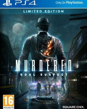 PS4 MURDER SOUL