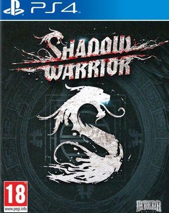 PS4 SHADOW WARRIORS