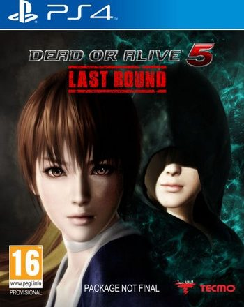 PS4 DEAD OR ALIVE 5