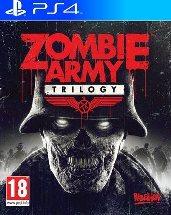 PS4 ZOMBIE ARMY