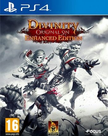 PS4 DIVINITY