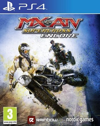 PS4 MX ATV