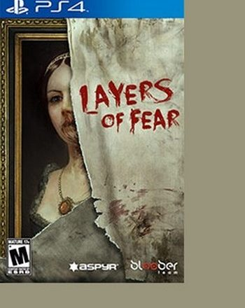 PS4 LAYERS OF FEAR