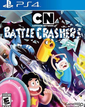 PS4 BATTLE CRASHERS