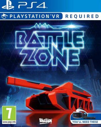 PS4 BATTLE ZONE
