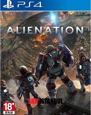 PS4 ALIENATION