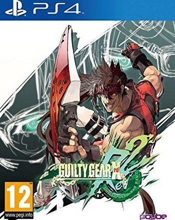 PS4 GULTY GEAR
