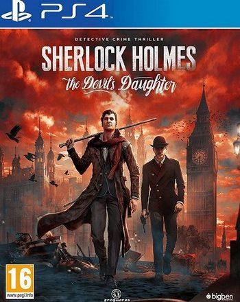 PS4 SHERLOCK HOLMES 2