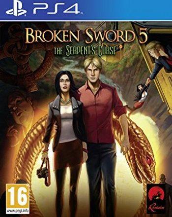PS4 BROKEN SWORD 5