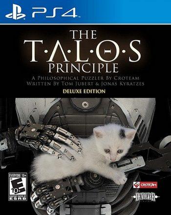 PS4 THE TALOS