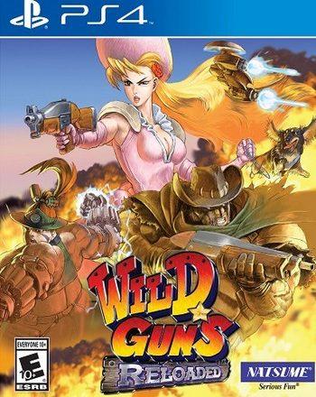 PS4 WILD GUNS