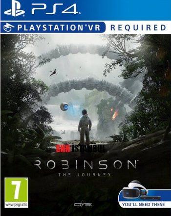 PS4 ROBINSON VR