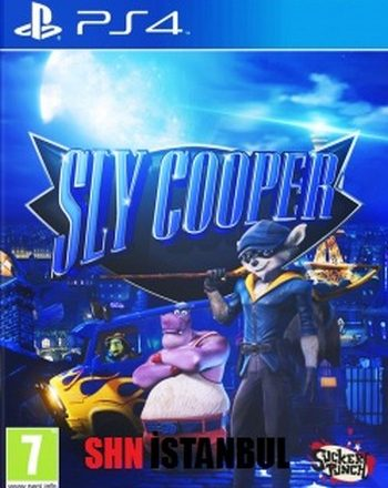 PS4 SLY COOPER