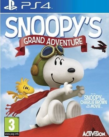 PS4 SNOPY