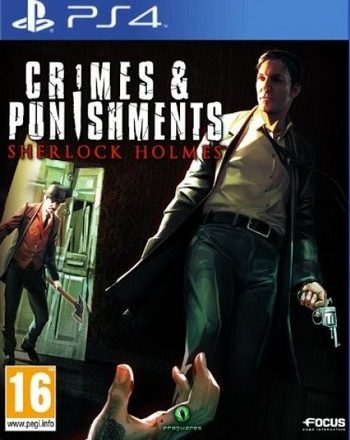 PS4 SHERLOCK HOLMES