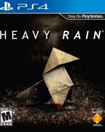 THE HEAVY RAIN