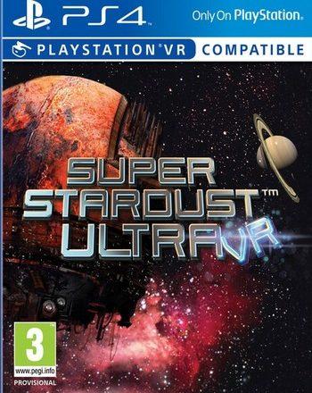 PS4 SUPER STARDUST ULTRA