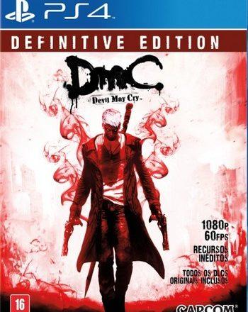 PS4 DMC