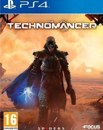 PS4 TECHOMANCER