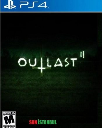 PS4 OUTLAST 2