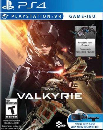 PS4 VALKYRIE VR
