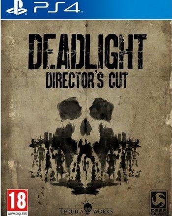 PS4 DEAD LIGHT DIRECTOR'S CUT