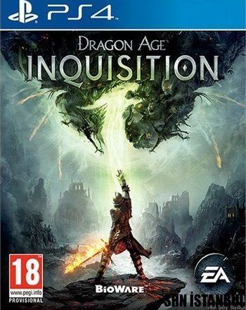 PS4 DRAGON AGE INQUISITION