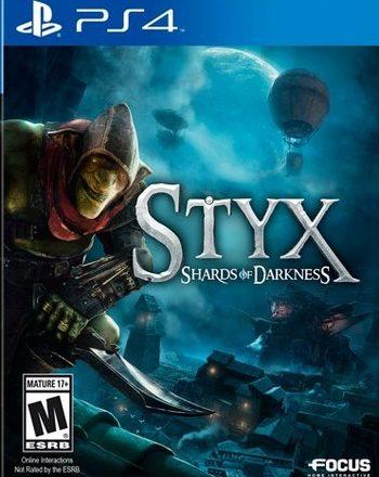 PS4 STYX