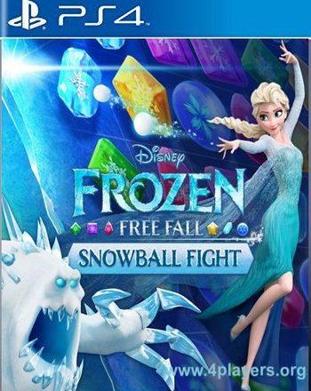 Frozen-Free-Fall-Snowball-Fight