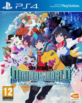 PS4-DİGİMON-WORLD