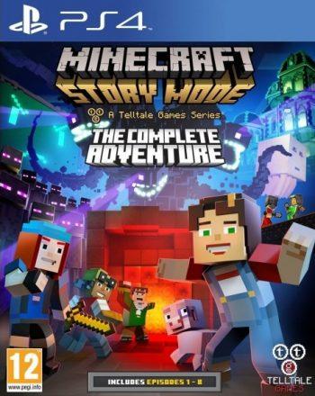 PS4-Minecraft-story-