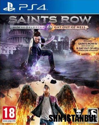 PS4-SAİNTS-ROW-IV