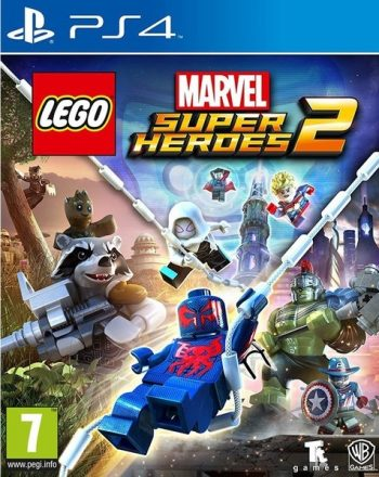 Lego Super Heros-heros-2